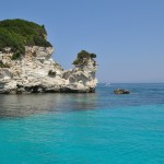 Antipaxos, turquoise waters- by fred_v (flickr)