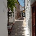 Hydra, narrow street