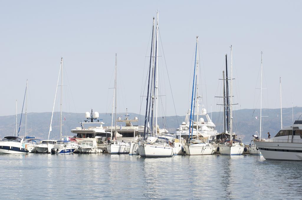 Ύδρα, λιμάνι