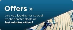 Are you looking for special Yacht charter deals or last minutes offers?
