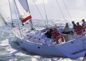 Exterior Oceanis clipper 473