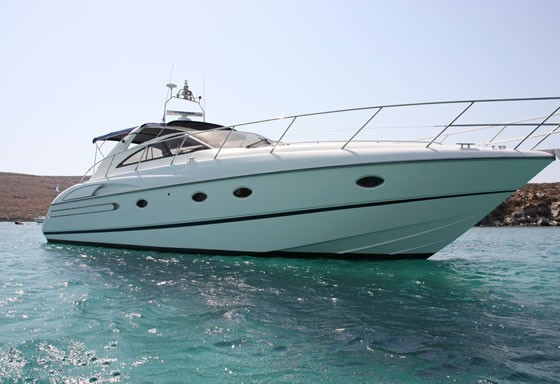 Princess Yachts V50